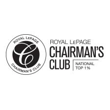 Royal LePage Chairman's Club Award
