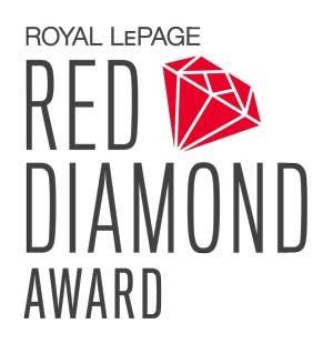 Royal Le Page Red Diamond Award